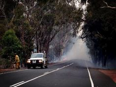 Farm fire units fight blaze near Kersbrook