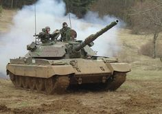 M-55 Slovanian T-55 upgrade