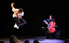 """Art is Vital, by James Hamblin, 6/28/14 Video Featuring Lil Buck jookin' to Yo-Yo Ma, The Swan, 2011"