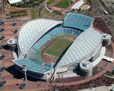 Stadium Australia, Sydney, a multi-purpose stadium.