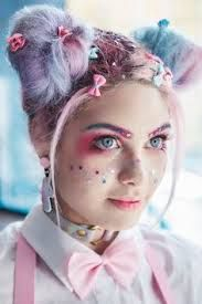 Resultado de imagem para harajuku editorial de moda Harajuku, Kawaii Fashion, Candy Colors, Makeup Inspiration, Hair Styles, Fairy, Beauty, Awesome, Women