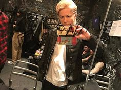 """Hyde on Instagram: """"We just had a show at Tower Records for """"Premium Friday"""". Why don't you guys go do some JOYSOUND karaoke after this (Haha)"""""""