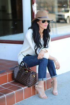 hat. bag.