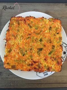 Gratin carottes et poireaux weight watchers. Voici une recette de saison. Un gratin léger avec l'association des poireaux et des carottes que j'adore !