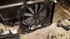 Electric Fan for Your Fox