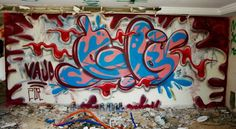 Throw Ups Par Va-jo - Tunis (Tunisie)