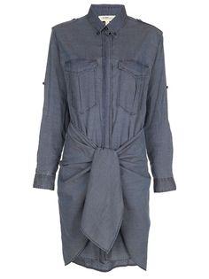 ISABEL MARANT ÉTOILE SHIRT DRESS
