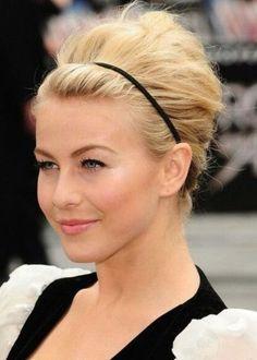50 Best Updos for Short Hair | herinterest.com/