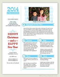 The Fourth Bud  Year In Review  Pdf Template  Gift Tag