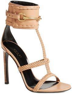 Gucci 'Ursula' Braided Sandal