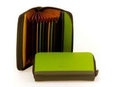 Tarjetero Toscana/Multi    length: 10 cm | width: closed 7,5 cm    Available colors: Toscana/Mlti | Purple Haze | Jamaica | Chocolate Mousse | Black/Pace