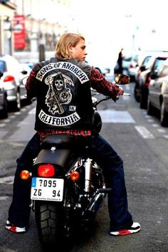 Sons of Anarchy  This is my absolute favorite show, hands down