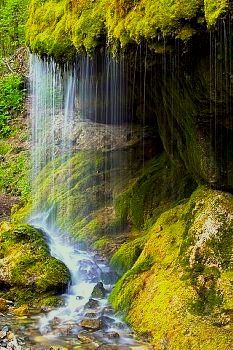 Wutach gorge -Black Forest - Germany: