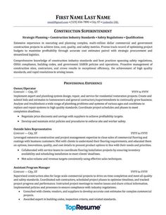 View Construction Superintendent Resume Pics Professional Resume Examples, Job Resume Examples, Cv Examples, Sample Resume Templates, Resume Template Free, Best Resume, Resume Tips, Great Resumes, Profit And Loss Statement