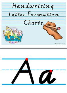 Each letter has a starting point to assist the student with correct letter formation. Cursive Handwriting Sheets, Improve Your Handwriting, Improve Handwriting, Cursive Letters, Handwritten Letters, Kids Writing, Writing Skills, Visible Learning, Handwriting Analysis