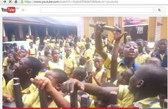 Head teachers of some four schools whose pupils were heard and captured taunting President John Mahama during the New Patriotic Party's 'wᴐn gbo' demonstration last Wednesday wil...