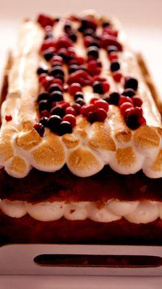 Hojaldre frutal #Granada #catering