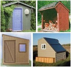 Free Do It Yourself Shed Building Guides From Motherearthnews Maybe An