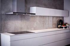 Design by Moritz - Blogg White Kitchen, House, Minimalist Interior, Interior, Kitchen Backsplash, Kitchen Desing, New Kitchen, Kitchen Dining Room, Home And Living