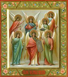 Face: Dharma y Karma Angel Hierarchy, Avatar The Last Airbender Art, Cherub, Christianity, Ikon, Spirituality, Illustration, Painting, Archangel