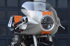 Tried and True - Stasis Moto Guzzi G5 1000 café racer via www.returnofthecaferacers.com