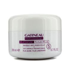 Gatineau Melatogenine Futur Plus AntiWrinkle Radiance Mask Salon Size  200ml67oz *** You can find out more details at the link of the image.