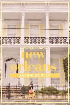 3 Days in New Orleans: What to Do, See, and Eat // New Orleans Travel Guide, What to do in New Orleans, New Orleans Activities, New Orleans City Guide, New Orleans Tips, New Orleans, Louisiana, USA