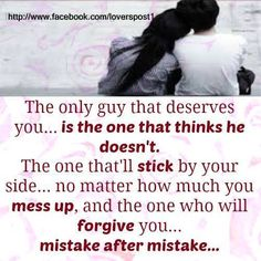 Top Love Quotes, Me Quotes, My Prince Charming, By Your Side, Quote Board, Mess Up, Forgiving Yourself, Of My Life, Forgiveness