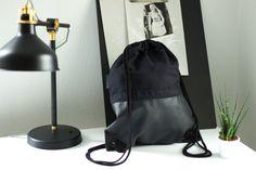 #sewing #gymbag #diy #black #playstation