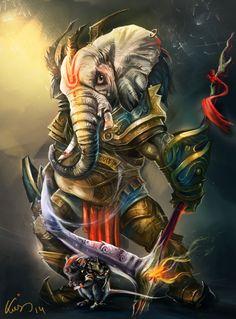 ganesh fighter