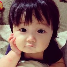 Image shared by Jannireth Ventura. Find images and videos about cute, baby and baby asian on We Heart It - the app to get lost in what you love. Cute Asian Babies, Korean Babies, Asian Kids, Cute Babies, Cute Little Baby, Little Babies, Baby Kids, Baby Boy, Japanese Kids
