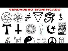 Simbolos Satanicos y su Significado, Usted los ha Visto y hasta lo tiene...