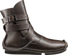 black leather boots by Trippen, Penna line, style Mild Burberry Men, Gucci Men, Formal Shoes, Casual Shoes, Leather Sandals, Leather Boots, Black Leather, Bootie Boots, Shoe Boots