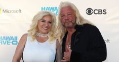 As fans of the reality TV show and its hosts know all too well, Duane Lee 'Dog the Bounty Hunter' Chapman's wife Beth is once again battling throat