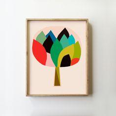 Tree I - Fine Art Print - inaluxe
