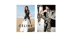 Discover the latest Ready To Wear, Clothes, Leather Goods, Bags, Small Leather Goods, shoe and accessory collections by Céline.