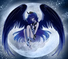 MLP - Mare in the Moon by ZOE-Productions.deviantart.com on @deviantART