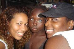 Hairy haitian women