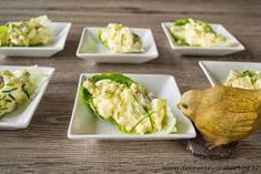 De keuken van Martine: Eiersalade