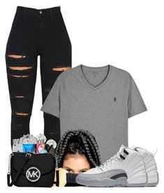 The hip hop tradition have already been the maker of loot into this continuous modifying style conscience industry. Jordan Outfits For Girls, Teenage Girl Outfits, Teen Fashion Outfits, Teenager Outfits, Outfits For Teens, Fashion Dresses, Baddie Outfits Casual, Cute Swag Outfits, Cute Comfy Outfits