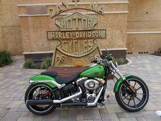 2015 Harley-Davidson® FXSB - Softail® Breakout® Stock: D6691B | Bruce Rossmeyer's Harley-Davidson®