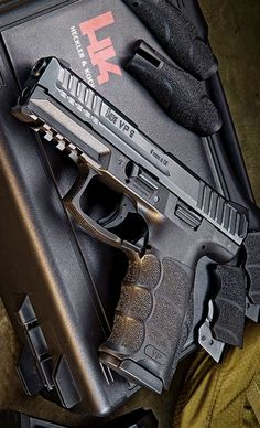 Heckler & Koch VP9 9MM 15rds