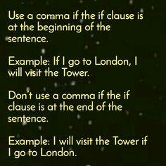 Conditionals Grammar, Sentences, Frases
