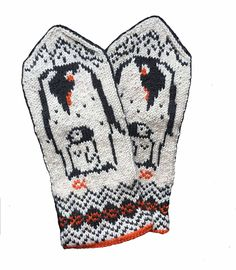 Ravelry: Southernmost Mittens pattern by Erica Mount