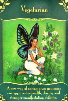 Magical Messages from the Fairies Oracle Card Deck   Intuitive ...