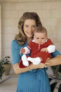 Queen Noor and Prince Hamzah