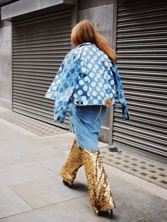 Street Muses...Somerset House, London