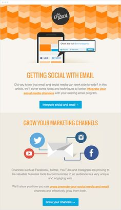 35 Best Newsletter Emails Images Campaign Monitor Email Marketing