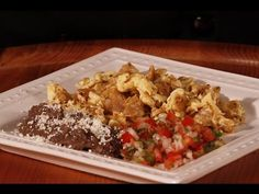 Recipe - Tortilla Omelette - Ole Mexican Foods Corn Tortilla Recipes, Mexican Food Recipes, Ethnic Recipes, Corn Tortillas, Omelette, Fried Rice, Foods, Breakfast, Omelet
