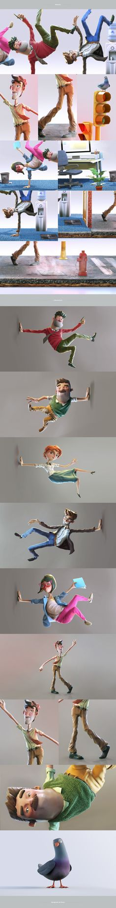 Office Rhythms on Behance ★ Find more at http://www.pinterest.com/competing/
